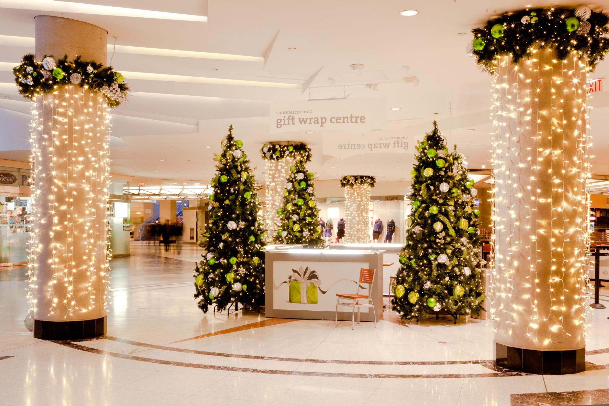 Picture Of Christmas Decorations Winkels Amp Winkelcentra Samen Inspelen Op Piekperiode